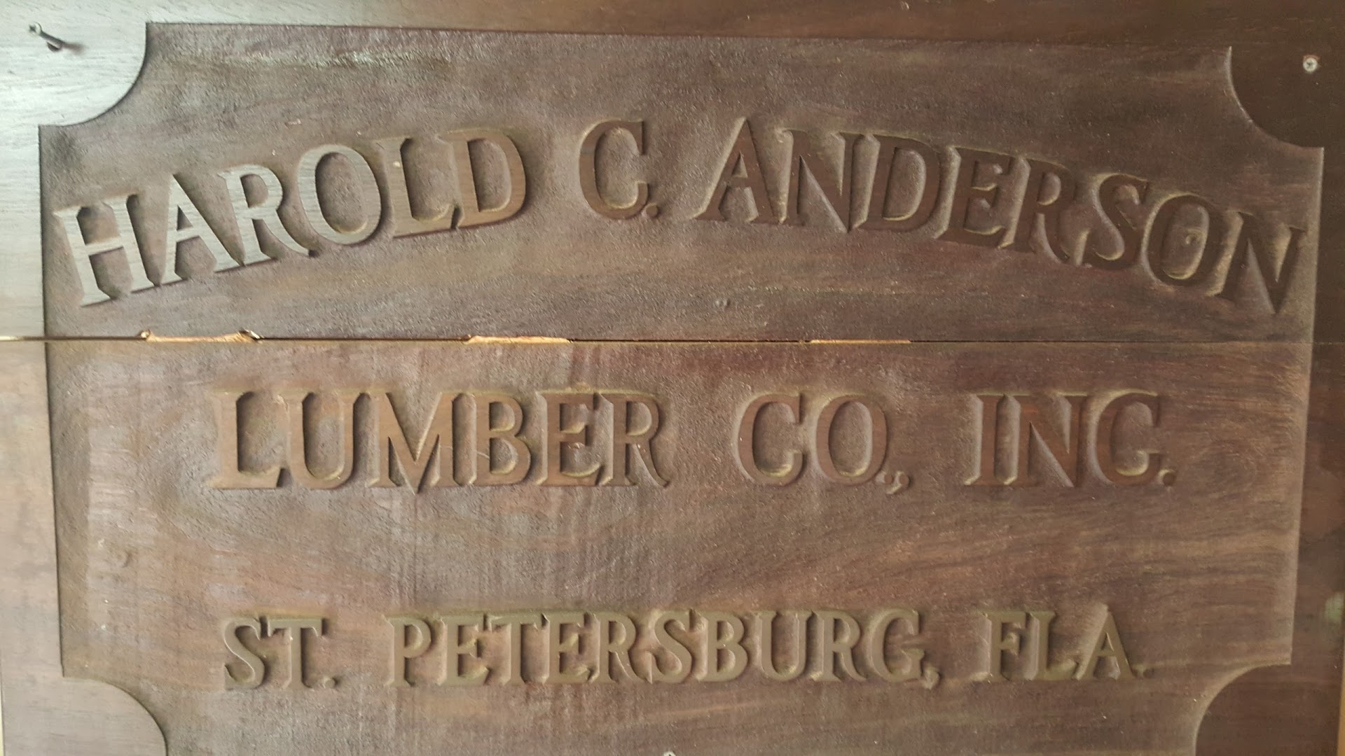 Anderson Lumber Company About Us