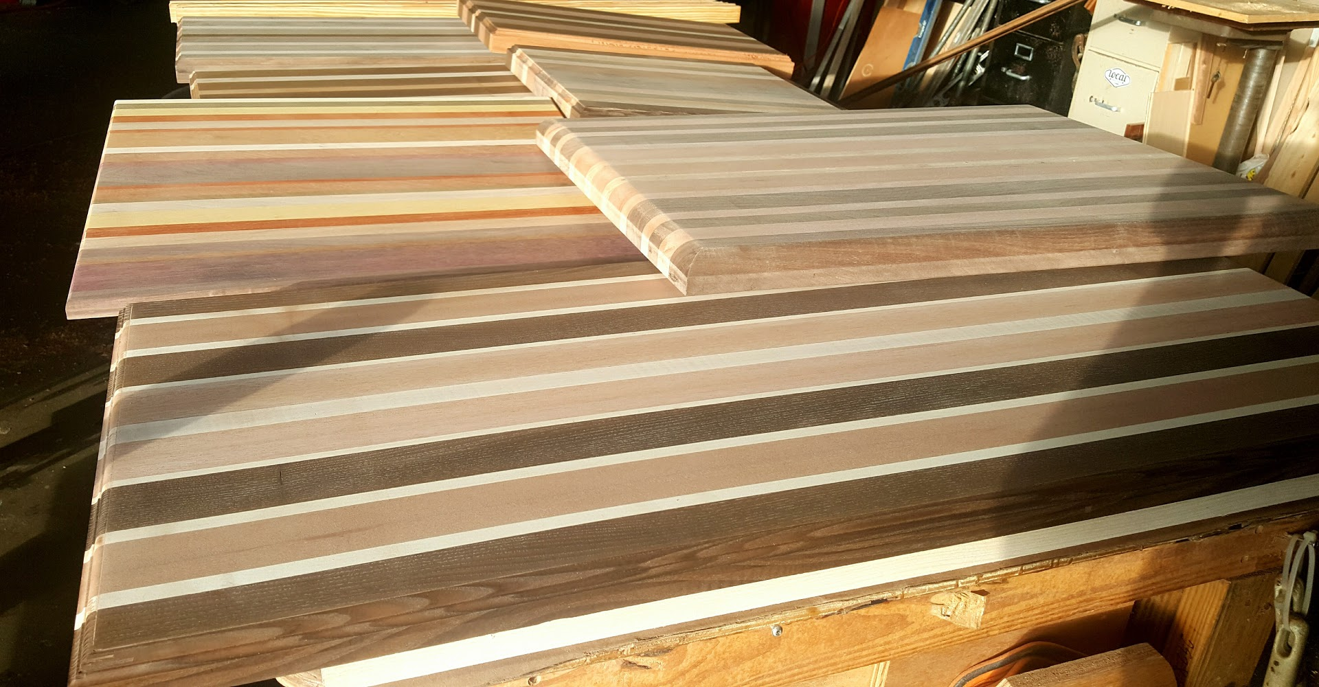 Wood Cutting Boards Anderson Lumber