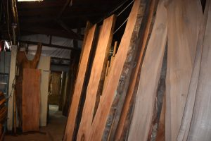 live edge lumber slabs for home projects